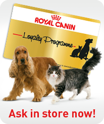 Royal Canin Loyalty Card